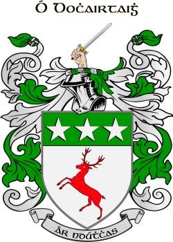 DOUGHERTY family crest