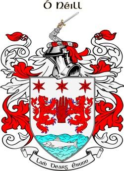 O'NEILL family crest