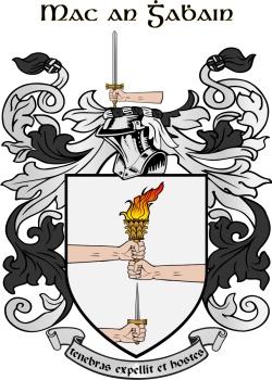 SMITH family crest