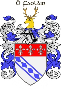 PHELAN family crest